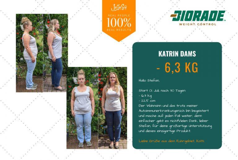 Katrin Dams 6,3kg