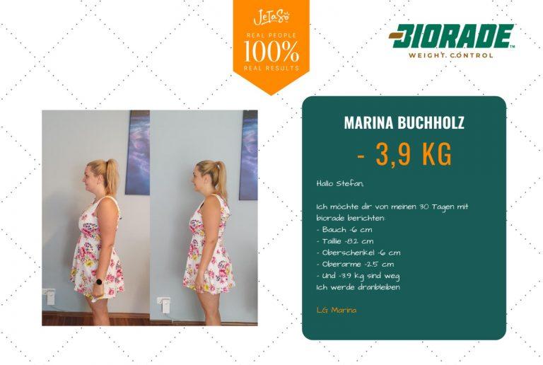 Marina Buchholz 3,9kg