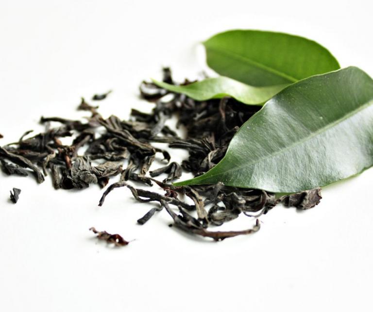 Schwarzer Tee Canva