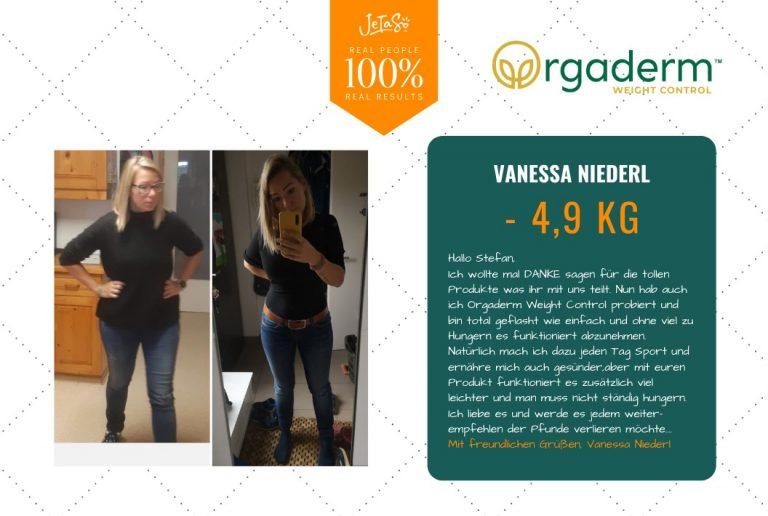 Vanessa Niederl 4,9 kg